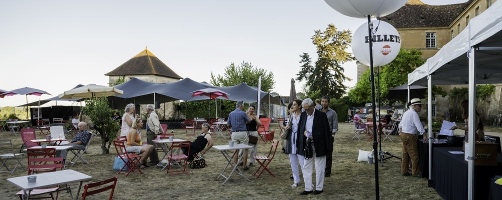 Le Village du festival